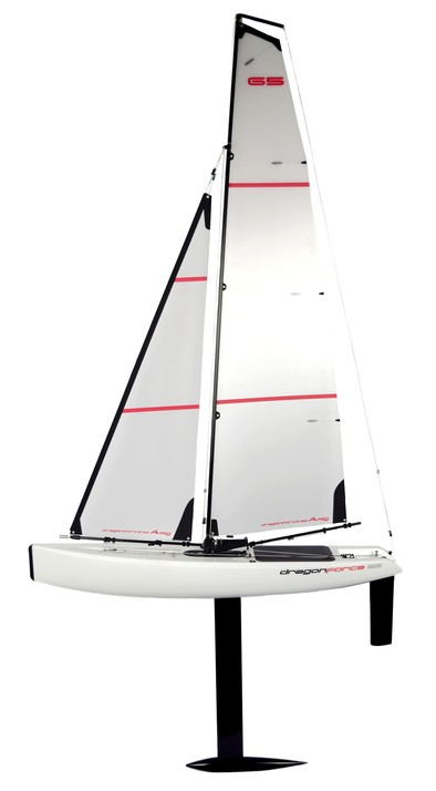 JOS8815RTRFS - DF65 R/C Sailboat Kit - Ready to Run (With FlySky FS-i6 Radio)