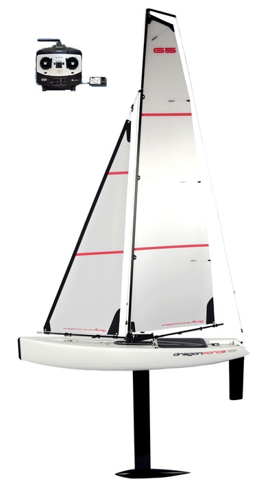 JOS8815RTR - DF65 R/C Sailboat Kit - RTR (With Radio)
