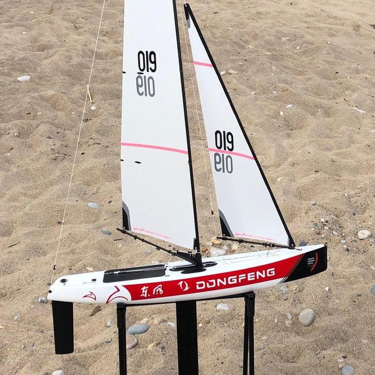 DF65 - Dongfeng - Tom Nisbet